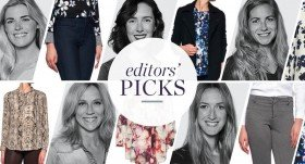 Editors' Picks: The must-haves for this autumn!