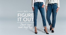 Let's 'figure' it out: Short legs and long legs