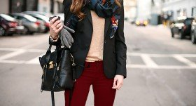 From the 'Lazy Sunday' look to a Chic Diner in the same Jeans?