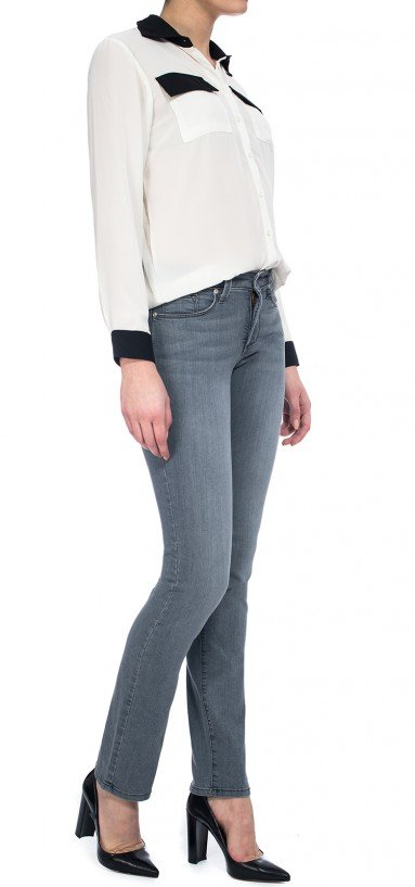 Sheri Skinny in lightweight denim (Petite)