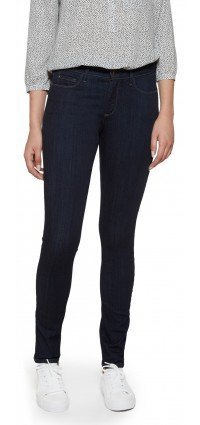 Alina Legging in dark blue Sure Stretch Denim